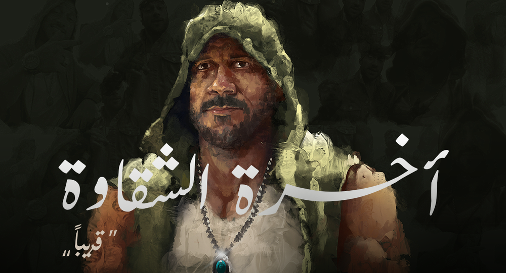 الفنان المصري أحمد مكي في أغنية آخرة الشقاوة