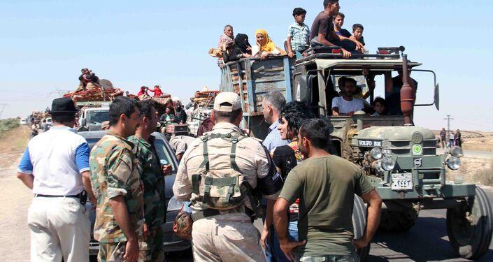 عودة 16 ألف عائلة مُهجّرة لبلداتها شرقي درعا خلال يومين