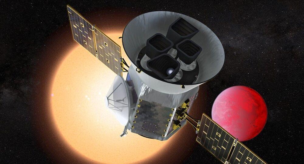 تلسكوب  TESS