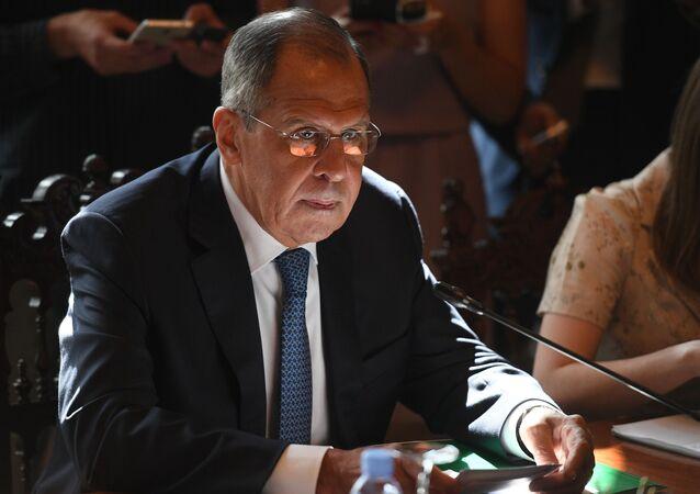 سيرغي لافروف
