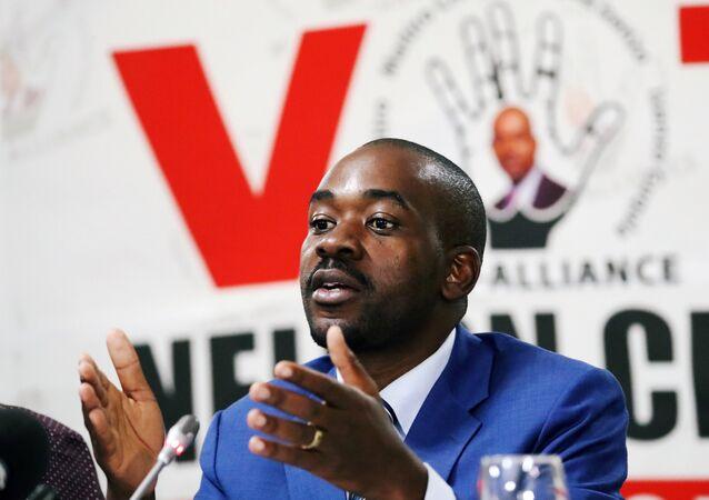 زعيم المعارضة في زيمبابوي