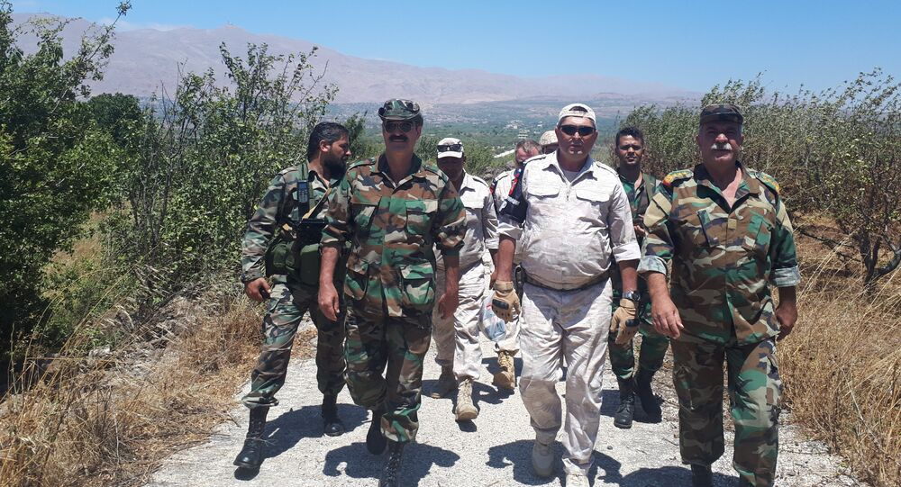 الجيش السوري يستكمل انتشاره في منطقة فك الاشتباك مع إسرائيل