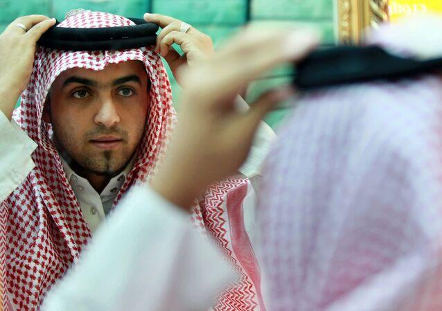 الزي السعودي