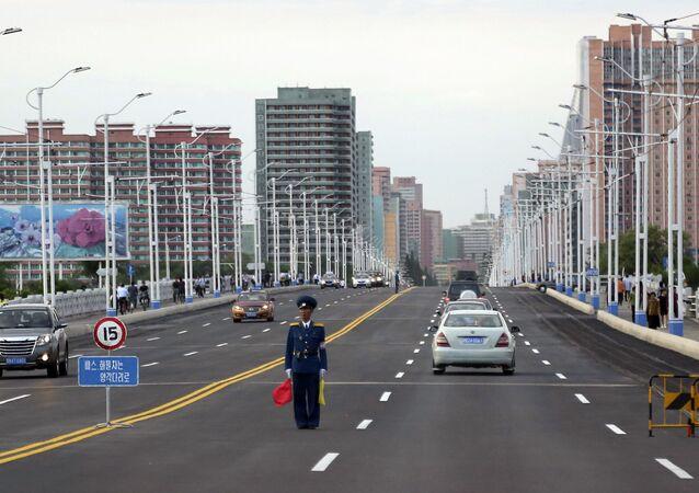مدينة بيونغ بيانغ، كوريا الشمالية 15 يونيو/ تموز 2018