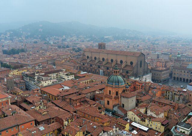 مدينة بولونيا، إيطاليا