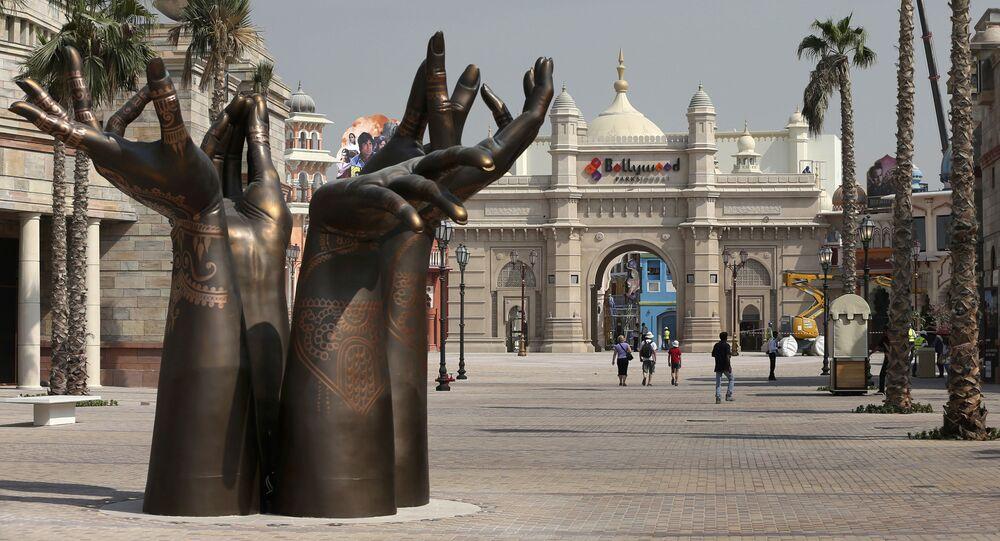 مدينة الملاهي Bollywood Parks و Legoland Dubai في دبي، الإمارات العربية المتحدة