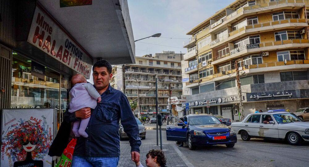 مدينة طرابلس في لبنان