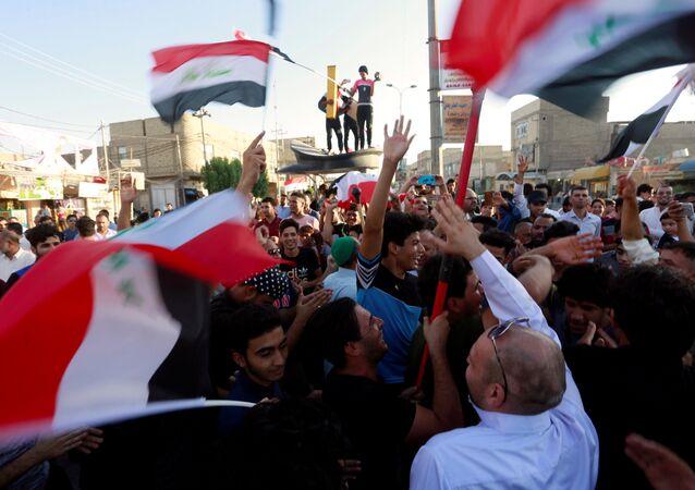 الكوفة، العراق 1 أغسطس/ آب 2018