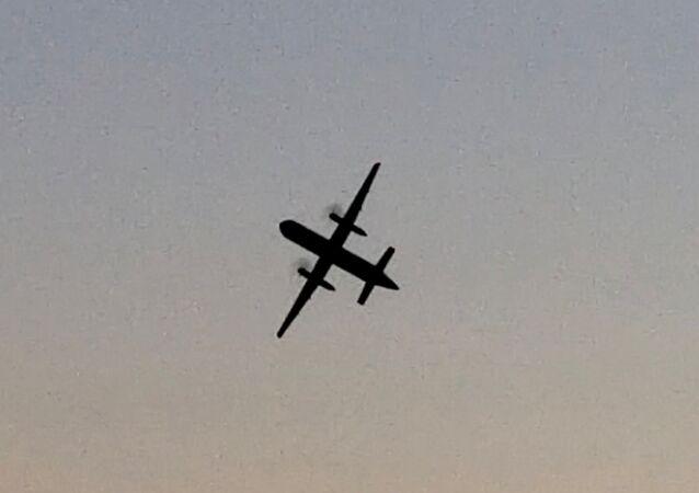الطائرة الأمريكية من نوع  Horizon Q400