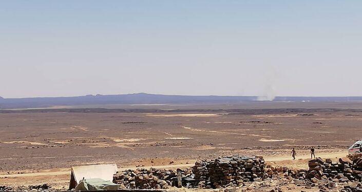 الجيش السوري يقضي على مجموعة داعشية ويأسر أحد أفرادها في بادية السويداء