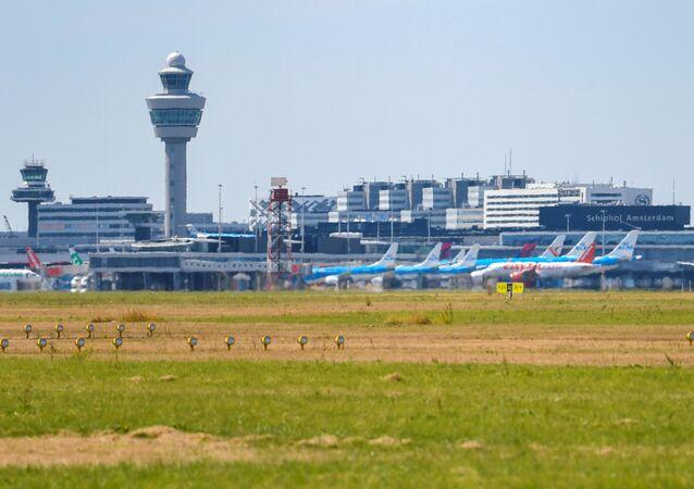 مطار أمستردام الدولي، هولندا 6 أغسطس/ آب 2018