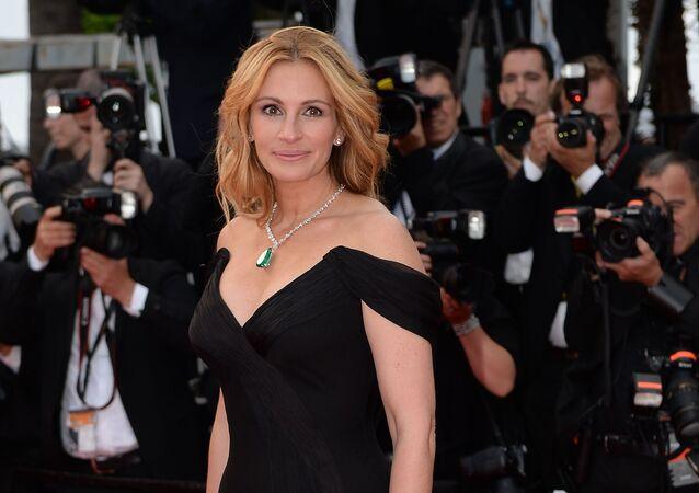 الممثلة جوليا روبيرتس