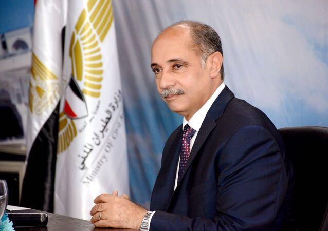 وزير الطيران المدني المصري