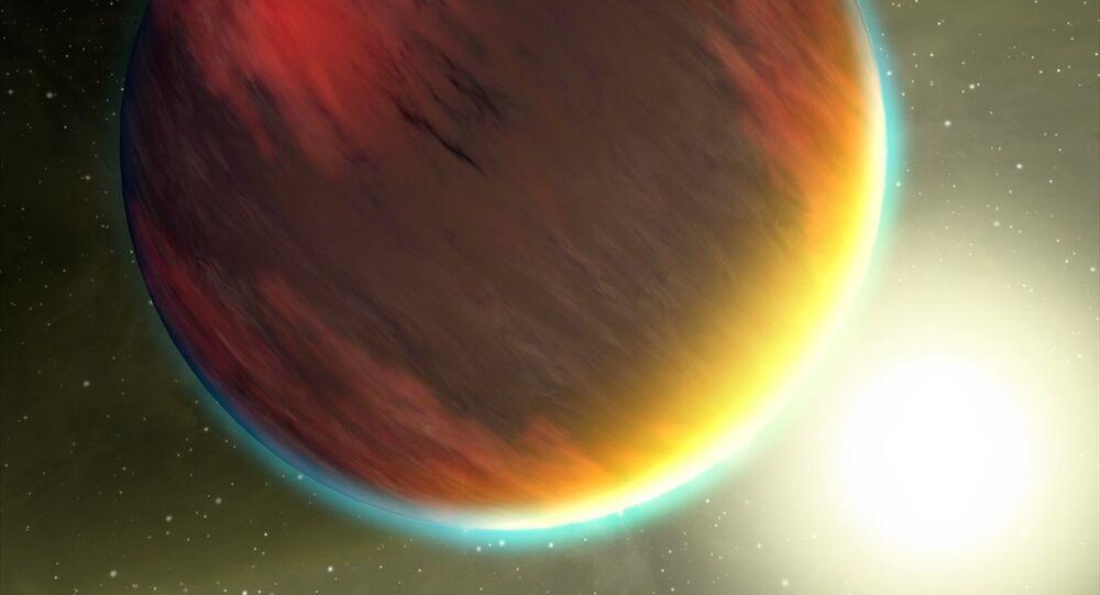 كوكب خارج المجموعة الشمسية