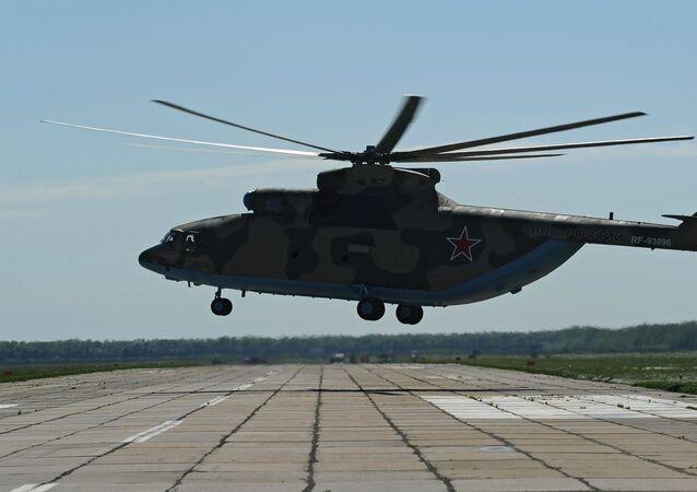المروحية الروسية مي-26