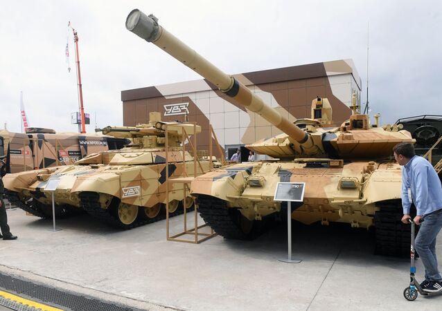 افتتاح منتدى آرميا 2018 (الجيش 2018 العسكري الدولي الرابع في كوبينكا بضواحي موسكو