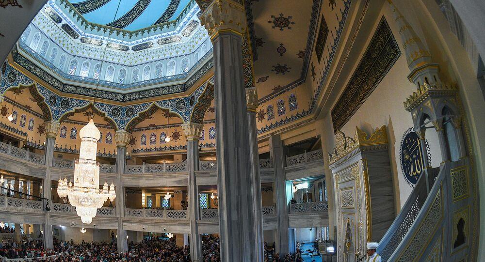 جامع موسكو الكبير
