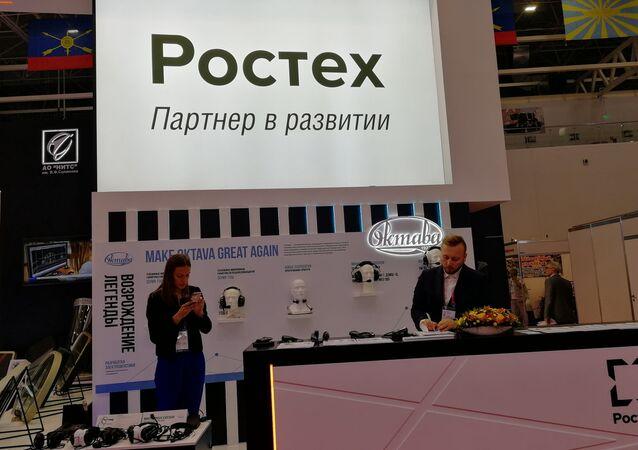أسلحة ومعدات عسكرية روسية جديدة في منتدى الجيش – 2018