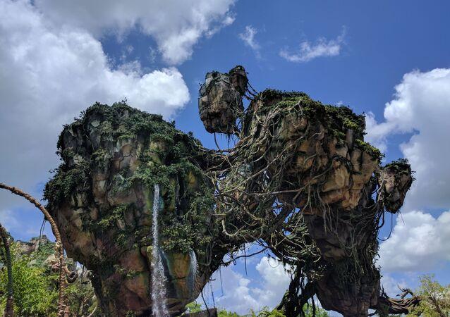 حديقة باندورا في فلوريدا: مستوحاة من فيلم أفاتار