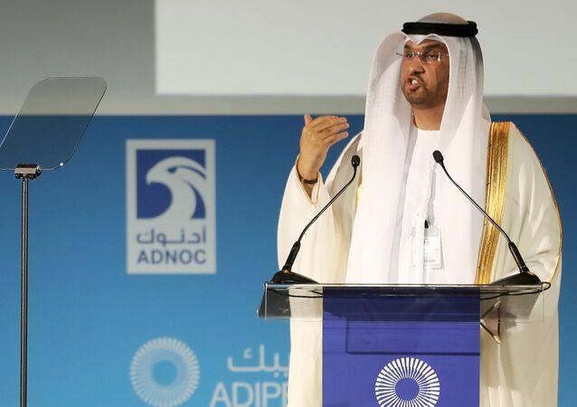 سلطان أحمد الجابر