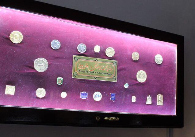 متحف العملات المصرية
