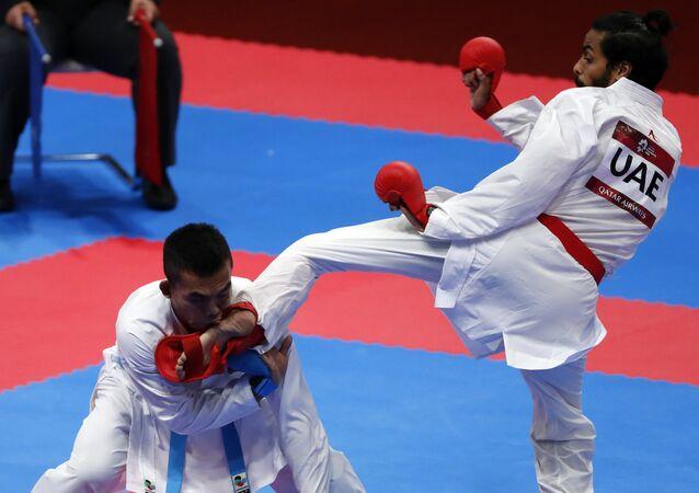 منافسات الإمارات في دورة الألعاب الآسيوية