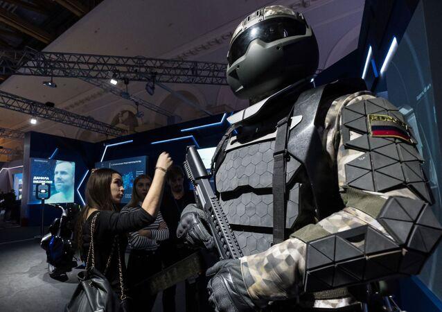 تجهيزات جندي المستقبل