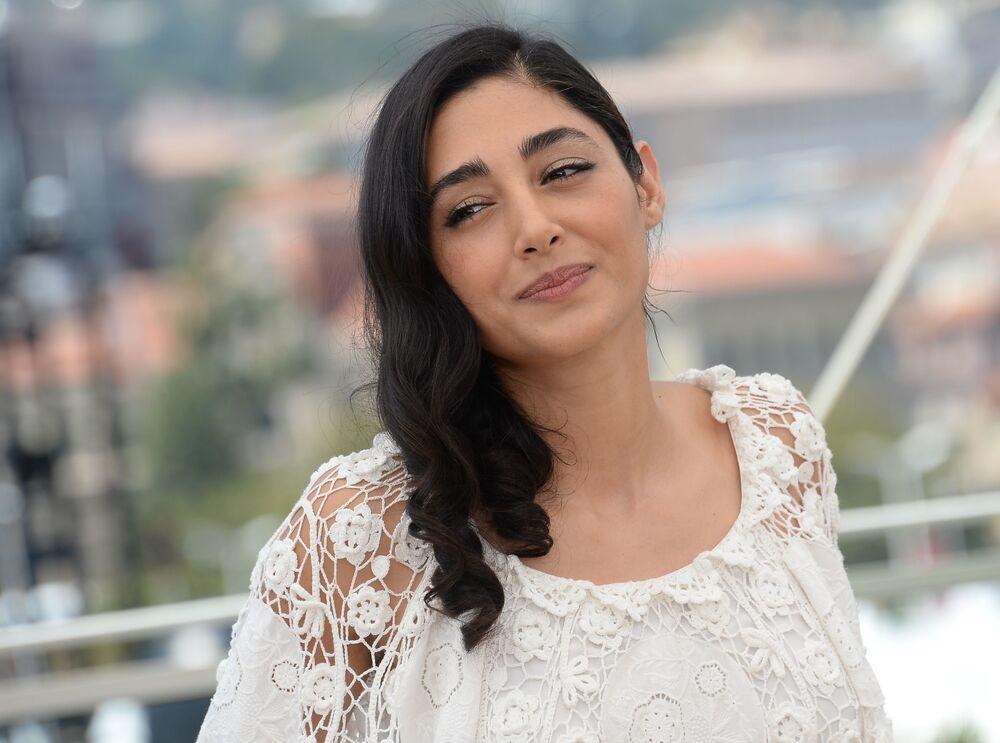 الممثلة الإيرانية غلشيفته فراهاني