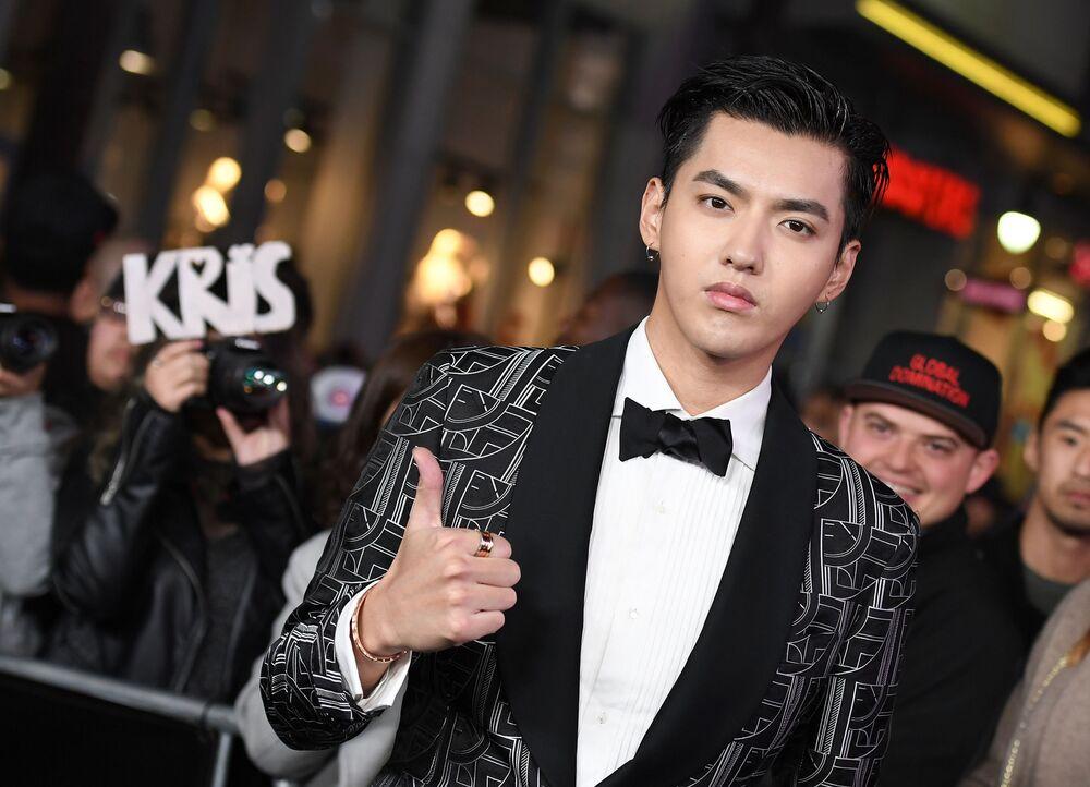 مغني الراب الصيني الكنديكريس وو
