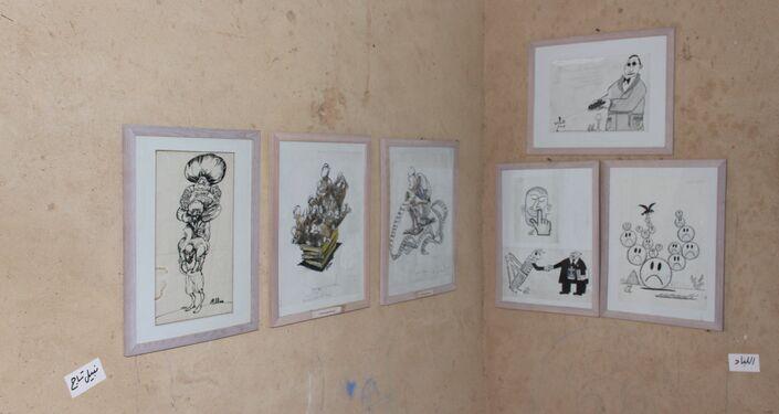 متحف الكاريكاتير 9