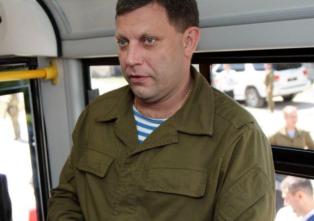 Первый трамвай производства ДНР представили в Донецке