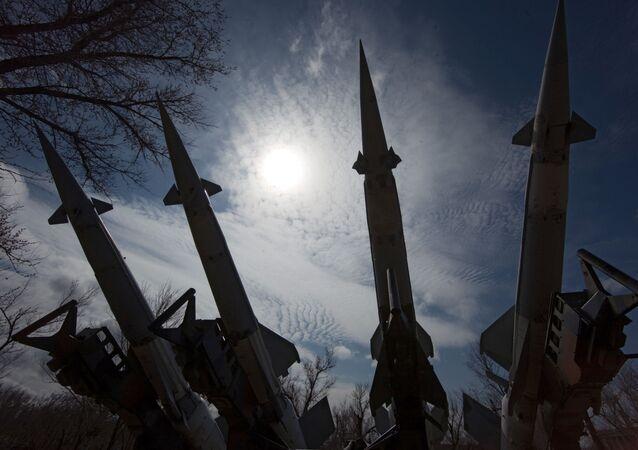 منظومة صواريخ مضادة للأهداف الجوية إس-125