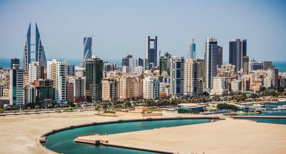 Manama, Bahrain. (File) البحرين المنامة