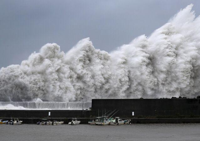 إعصار جيبي