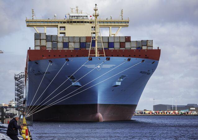 سفينة دنماركية