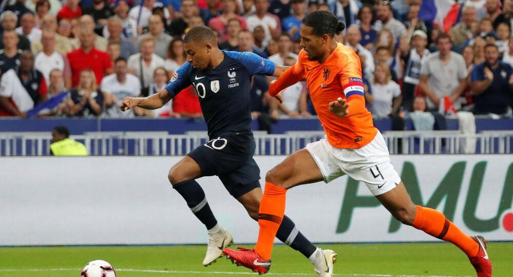 فرنسا هولندا