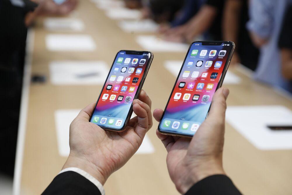 هاتفا Apple XS و XS Max