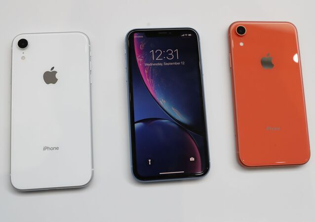 هاتف iPhone XR الجديد