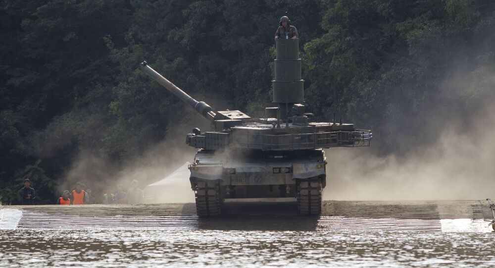 دبابة K2 Black Panther