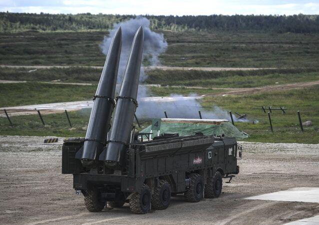 صاروخ إسكندر- إم