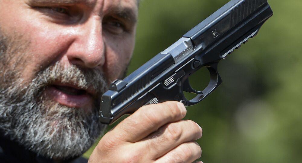 مسدس بي إل14