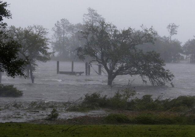 عاصفة فلورنس