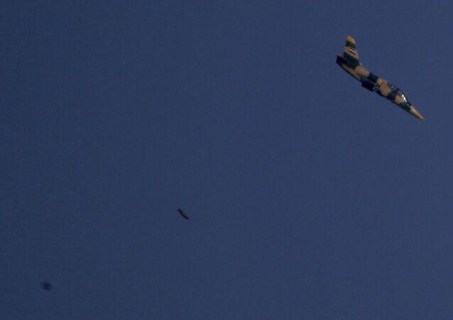 طيران القوات الجوية السورية