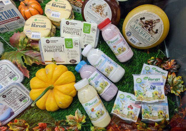 منتجات غذائية