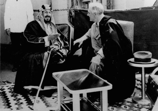 الملك عبد العزيز آل سعود