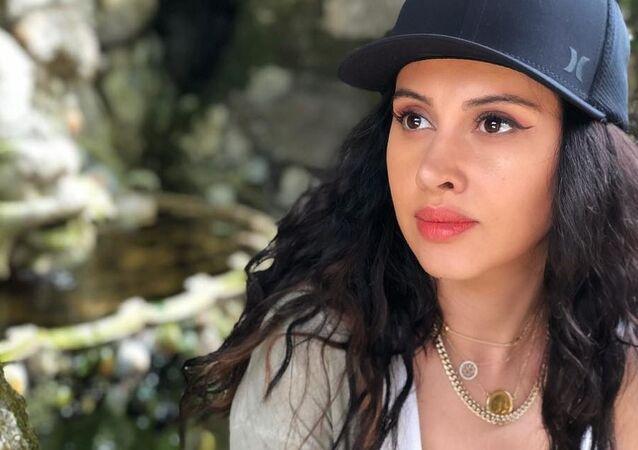 الممثلة المصرية ياسمين رئيس
