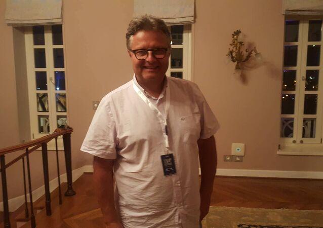 جيروم بيلارد، المدير التنفيذي لمهرجان كان السنيمائي
