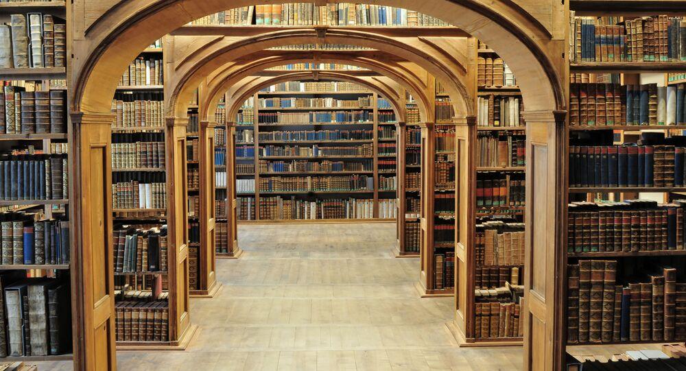 مكتبة لوساتيا العليا للعلوم في غورليتز، ألمانيا