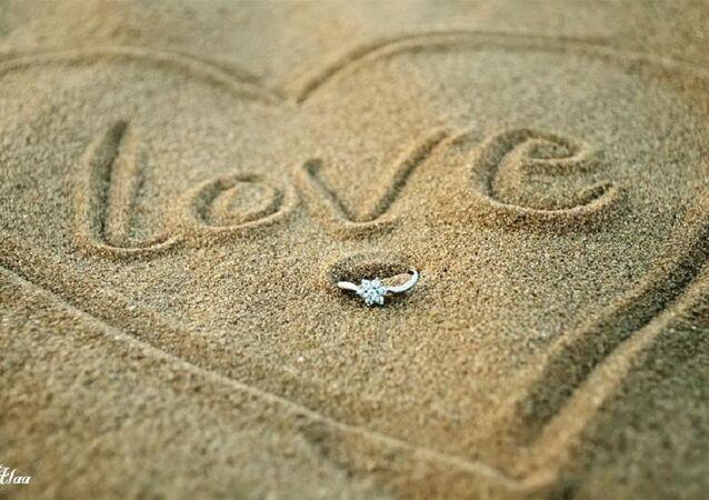 صورة تعبيرية: الحب، الزواج، زوجان