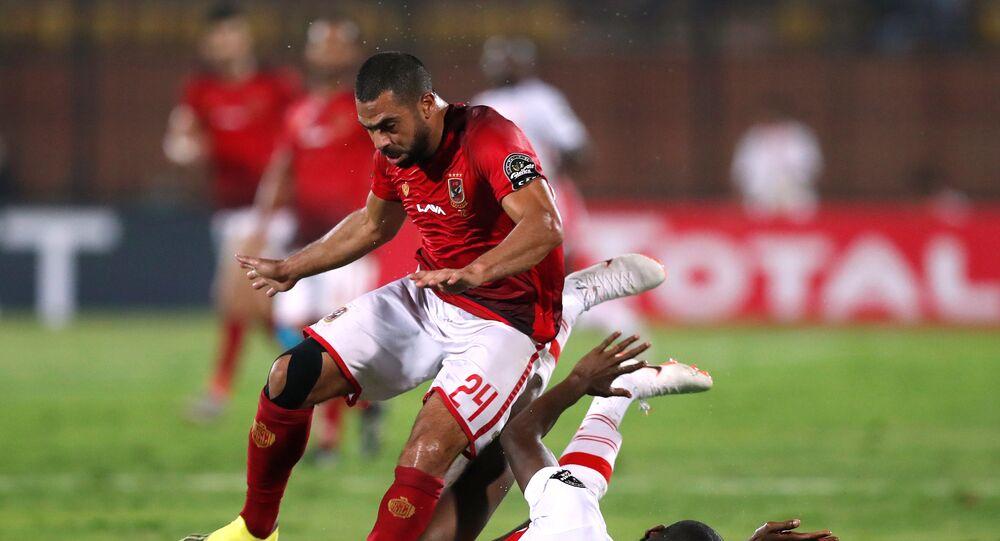 مباراة الأهلي وهوريا كوناكري